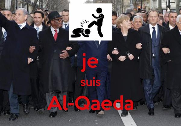 je suis Al-Qaeda