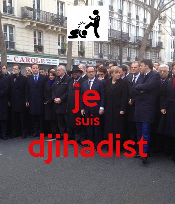 je suis djihadist