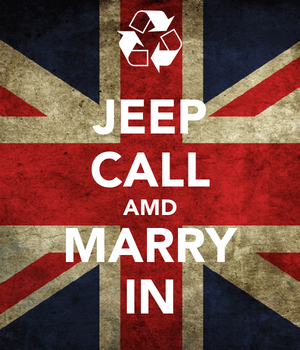 JEEP CALL AMD MARRY IN