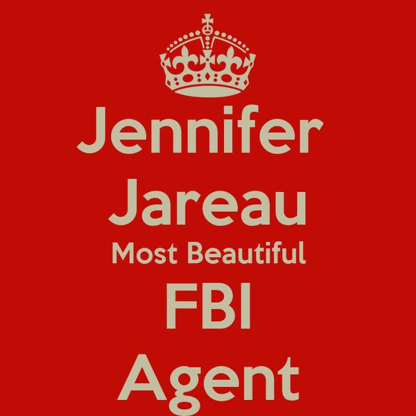 Jennifer  Jareau Most Beautiful FBI Agent