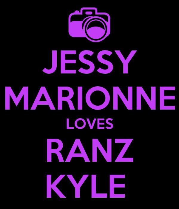 JESSY MARIONNE LOVES RANZ KYLE