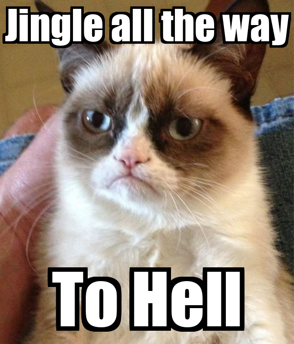 Jingle all the way To Hell