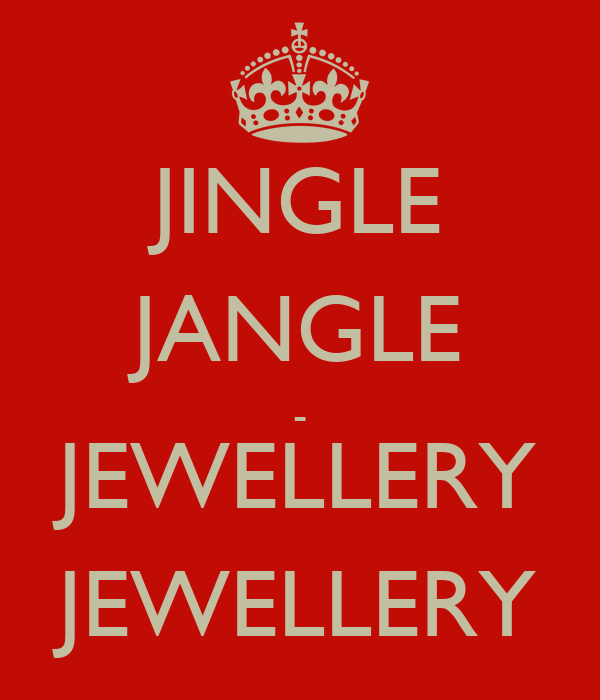 JINGLE JANGLE - JEWELLERY JEWELLERY