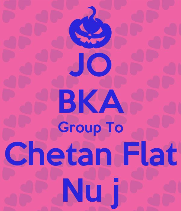 JO BKA Group To Chetan Flat Nu j
