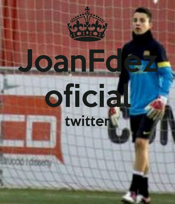 JoanFdez oficial twitter