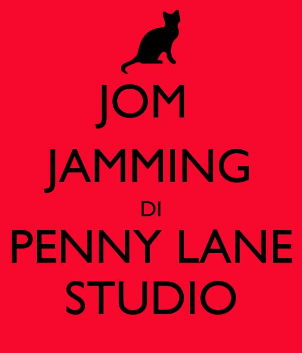 JOM  JAMMING DI PENNY LANE STUDIO