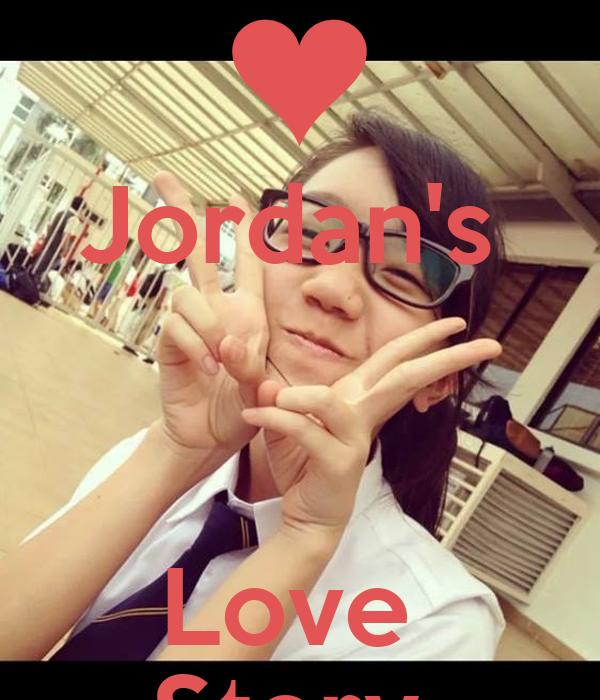 Jordan's   Love  Story