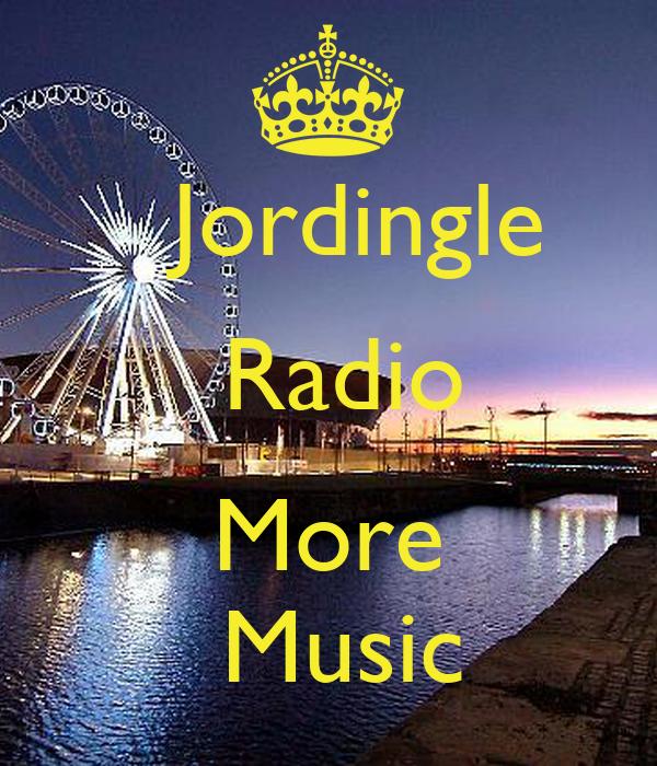 Jordingle   Radio   More   Music