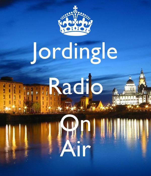 Jordingle Radio  On Air