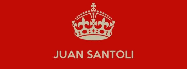 JUAN SANTOLI