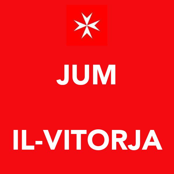 JUM  IL-VITORJA