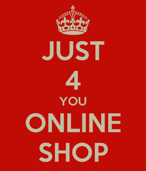 JUST 4 YOU ONLINE SHOP