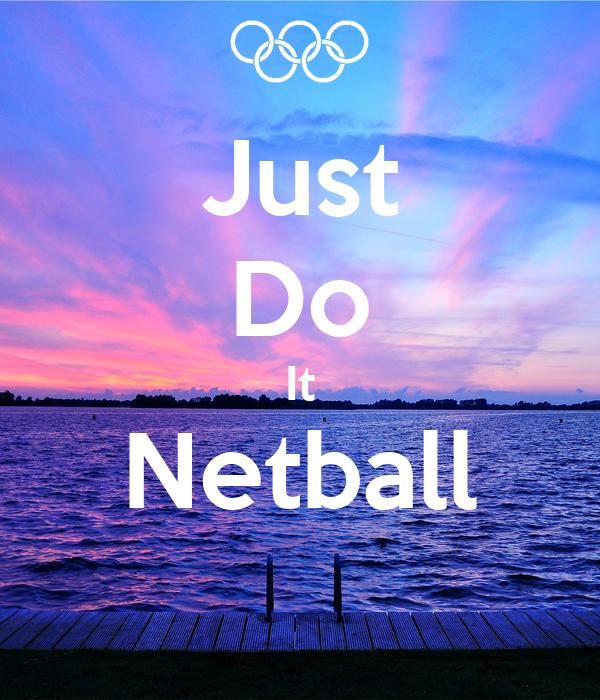 Just Do It Netball