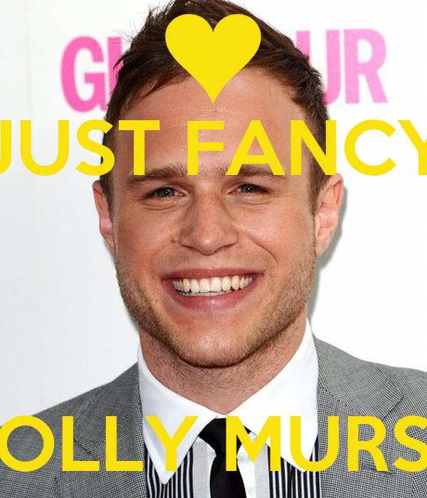 JUST FANCY    OLLY MURS
