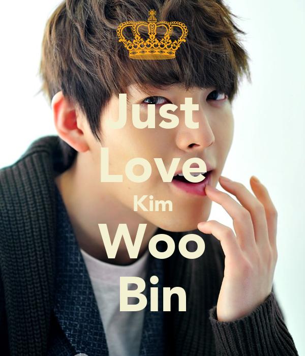 Just Love Kim Woo Bin