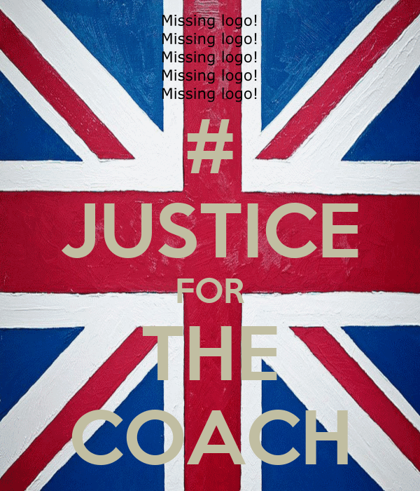 # JUSTICE FOR THE COACH