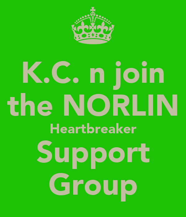 K.C. n join the NORLIN Heartbreaker Support Group