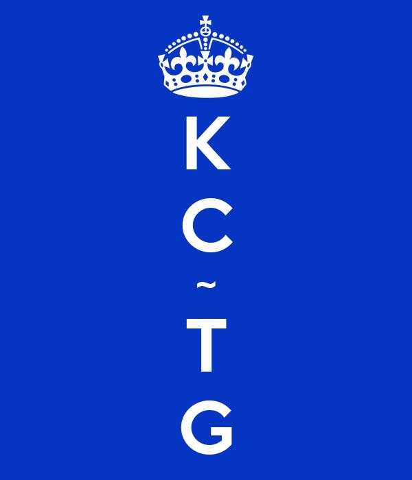 K C ~ T G