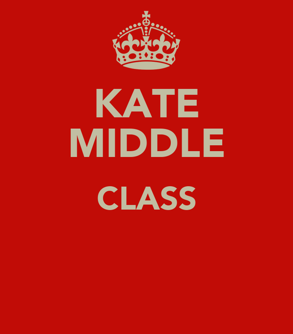 KATE MIDDLE CLASS