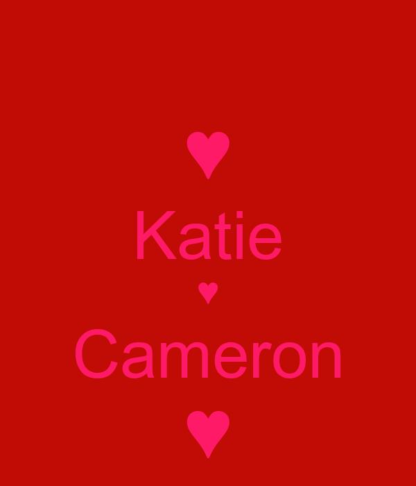 ♥ Katie ♥ Cameron ♥