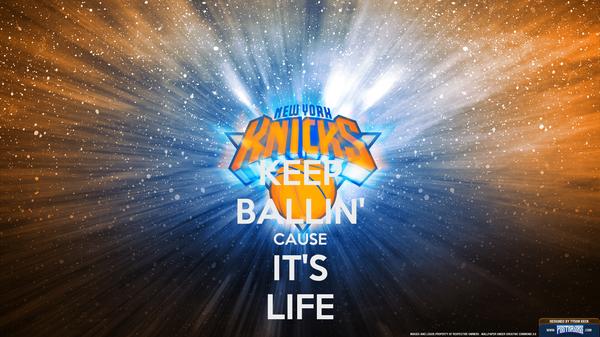 KEEP BALLIN' CAUSE IT'S LIFE