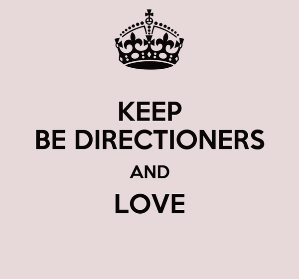 KEEP BE DIRECTIONERS AND LOVE