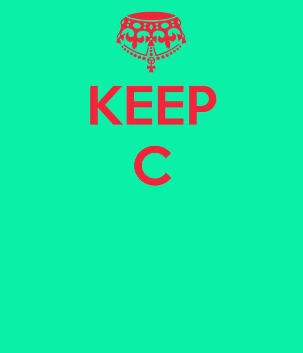 KEEP C