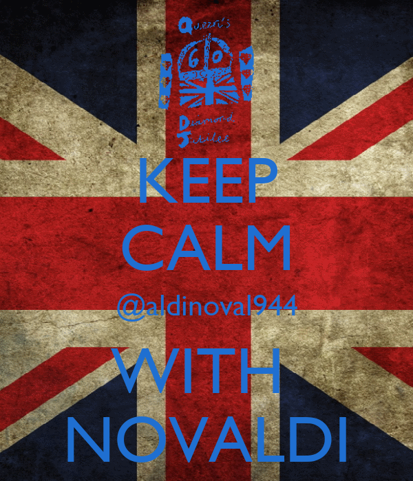 KEEP CALM @aldinoval944 WITH  NOVALDI