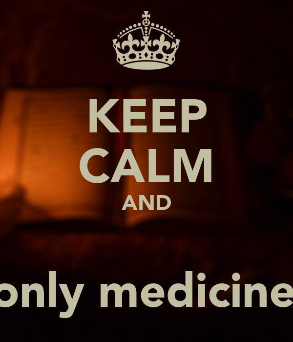 KEEP CALM AND اقرا قران  It's the only medicine for you
