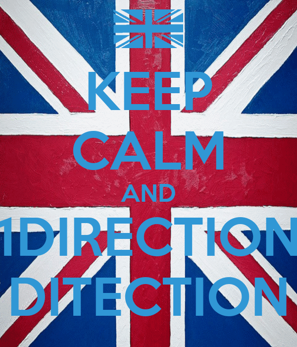 KEEP CALM AND 1DIRECTION DITECTION