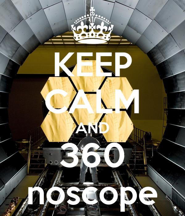 KEEP CALM AND 360 noscope