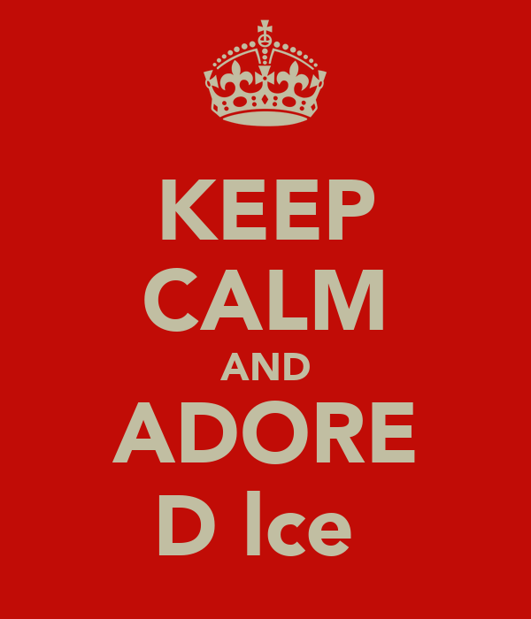 KEEP CALM AND ADORE Dυlce♡