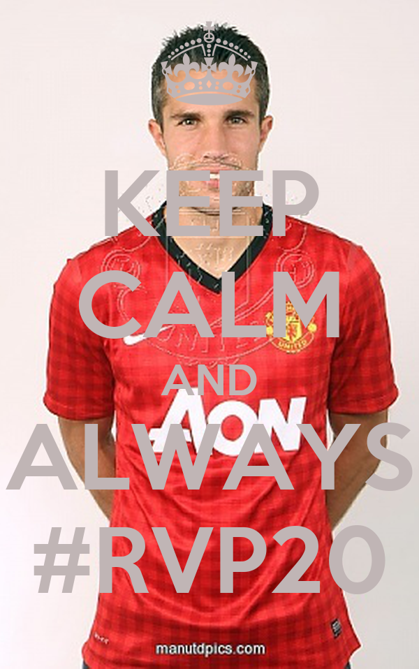 KEEP CALM AND ALWAYS #RVP20