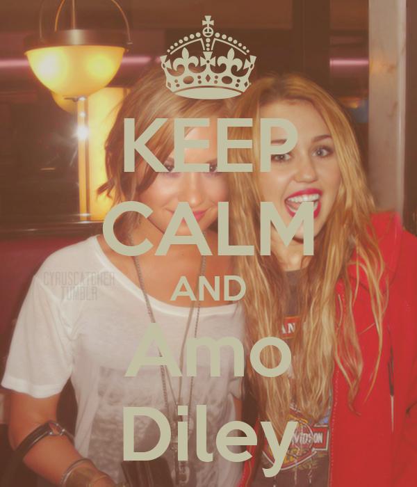 KEEP CALM AND Amo Diley