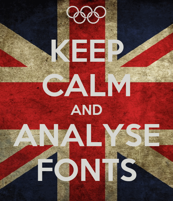 Keep calm and analyse fonts poster bob keep calm o matic for Keep calm font download