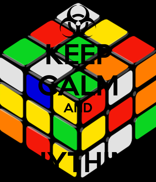 KEEP CALM AND  ANYTHING