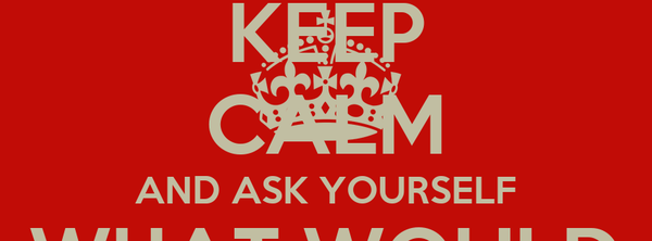 KEEP CALM AND ASK YOURSELF WHAT WOULD FEYNMAN DO?