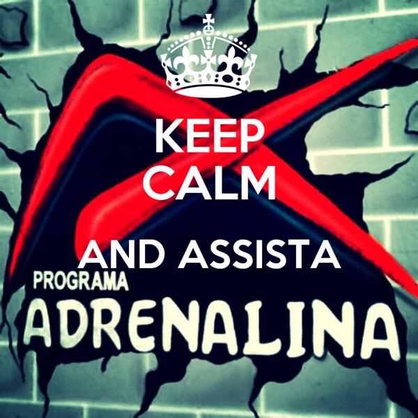 KEEP CALM AND ASSISTA