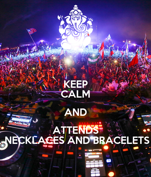 KEEP CALM AND ATTENDS  NECKLACES AND BRACELETS