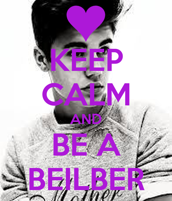 KEEP CALM AND BE A BEILBER