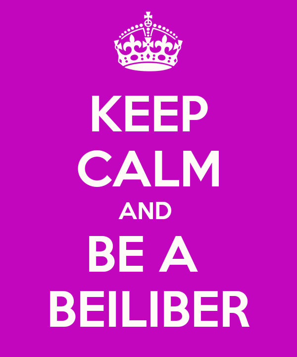KEEP CALM AND  BE A  BEILIBER