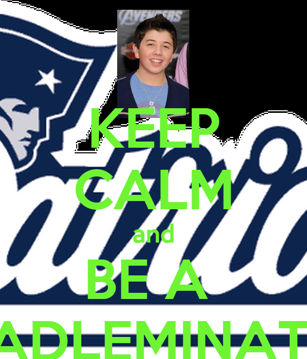KEEP CALM and BE A  BRADLEMINATOR