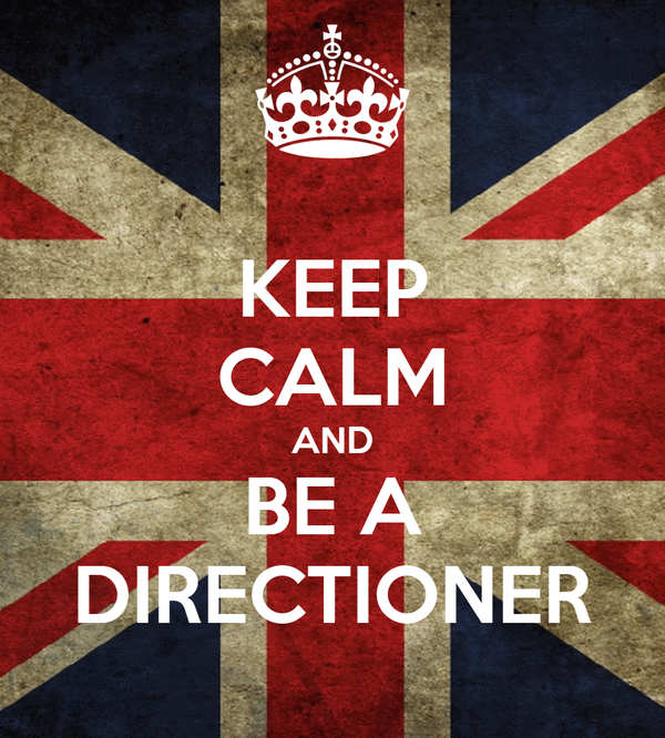 KEEP CALM AND BE A DIRECTIONER