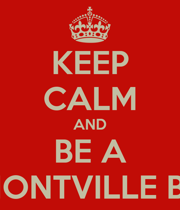 KEEP CALM AND BE A LAMONTVILLE BABE