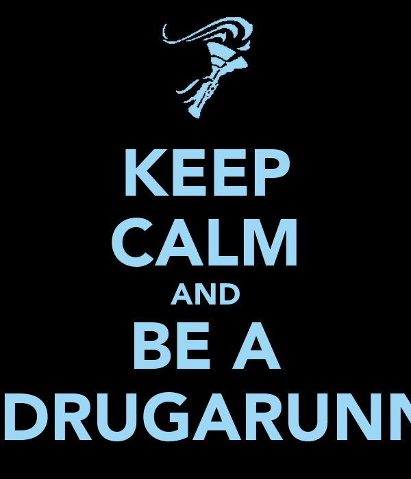KEEP CALM AND BE A MADRUGARUNNER
