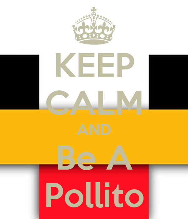 KEEP CALM AND Be A Pollito