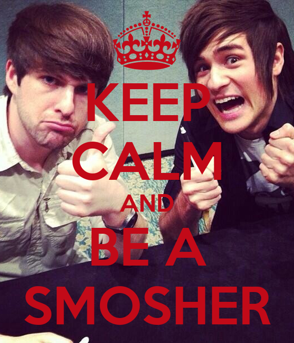 KEEP CALM AND BE A SMOSHER