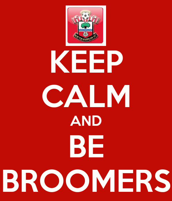 KEEP CALM AND BE BROOMERS