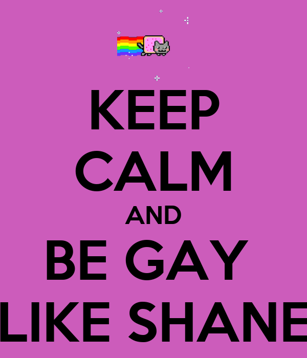 Is shane gay