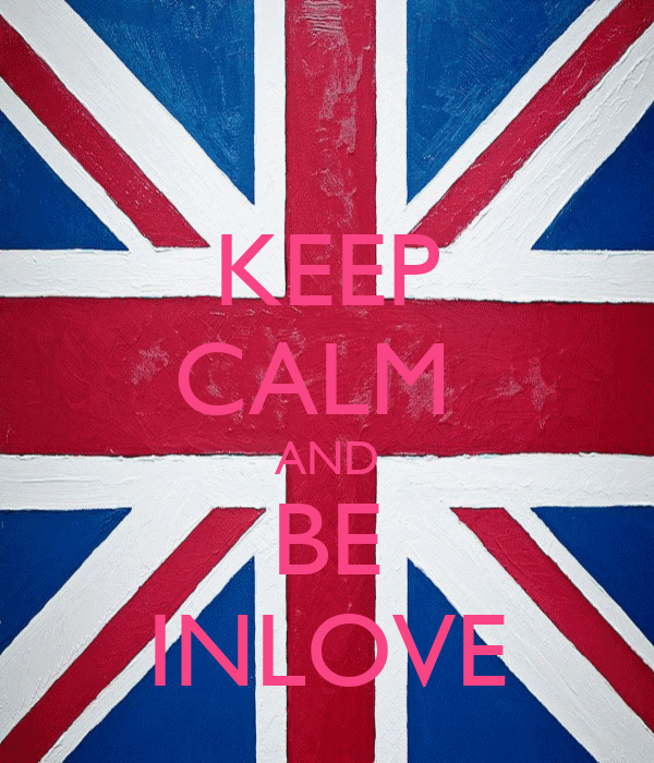 KEEP CALM  AND BE INLOVE